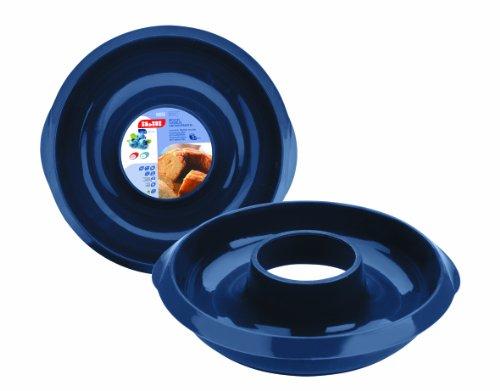 IBILI 870926 - Molde Savarin Blueberry 26 Cm