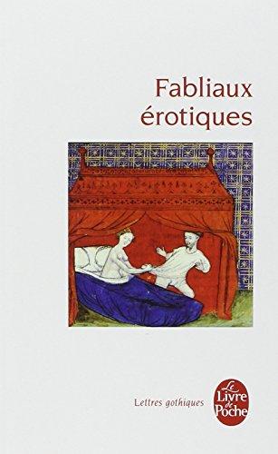 Fabliaux Erotiques (Ldp Let.Gothiq.)