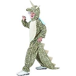 Reír Y Confeti - Fiaani024 - Disfraces para Niños - Disfraz Dinosaurio Small Luxury - Talla S