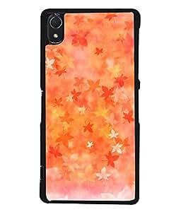FUSON Designer Back Case Cover for Sony Xperia Z3 :: Sony Xperia Z3 Dual D6603 :: Sony Xperia Z3 D6633 (Animal Cat Cute Domestic Preety)
