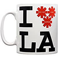 Tasse Red Hot Chili Peppers - I love LA [Edizione: