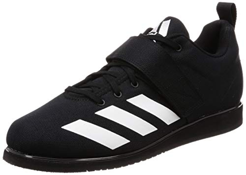 reputable site 2a301 5fe4f adidas Mens Powerlift 4 Fitness Shoes, FTWR WhiteCore Black, ...