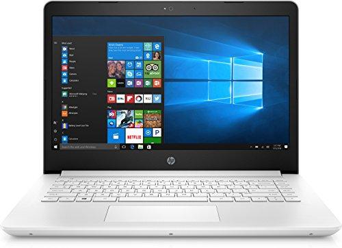 HP Notebook 14 Pentium 14 inch SVA White