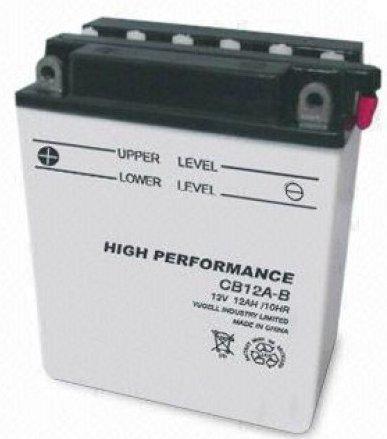 Batteria FULBAT AGM YTX16-BS 12V 14Ah 230A Lunghezza: 150 x Larghezza: 87 x Altezza 161 (mm)