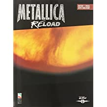 Metallica - Re-Load by Cherry Lane Music (Creator) (1-Dec-1997) Paperback