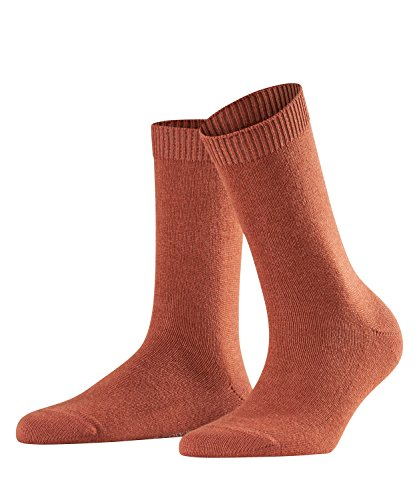 Falk Cosy Wool Chaussette Femme, Marron, FR : L (Taille Fabricant : 39-42)