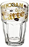 Bormioli Rocco Happy Hours Latte Macchiato Kaffeeglas 370ml
