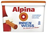 Alpina 2,5 L. Innenfarbe INNENWEISS, Farbe, Wandfarbe weiß matt,