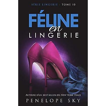 Féline en Lingerie