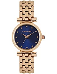 Giordano Analog Blue Dial Women's Watch-F0001-02