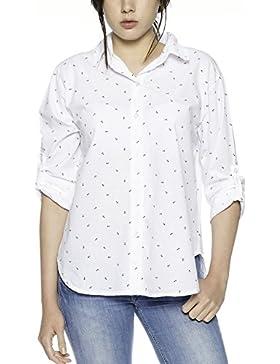Fashionflash - Camisas - Blusa - para mujer
