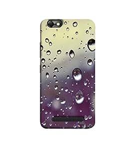 Fuson the bubble theme Designer Back Case Cover forLenovo Vibe C :: Lenovo A2020 -P-1397