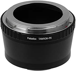Fotodiox Lens Mount Adapter Tamron Adaptall Ii Lens To Camera Photo