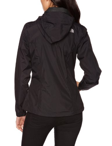 The North Face Waterproof Resolve Women's Outdoor Jacket available in TNF Black Size Small