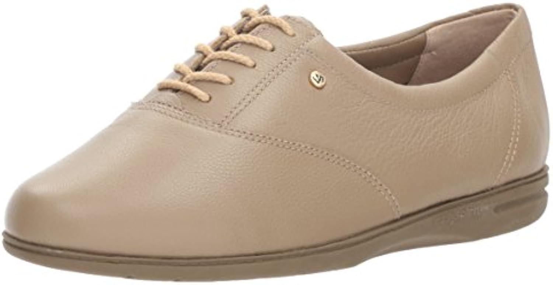 Easy Spirit Motion Mujer Crema Piel Zapato Talla EU 40