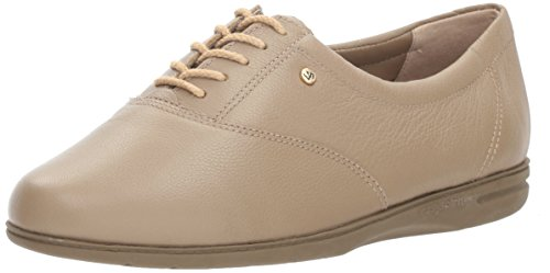 Easy Spirit Women's Motion Sport Lace-Up,Wheatfield Leather,11 M (Spirit Komfort-schuhe Easy)