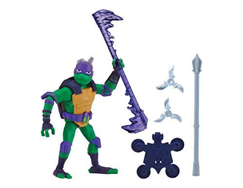 Teenage Mutant Ninja Turtles tuab0400Donnie die Tech Wizard Der Aufstieg Basic Action Figur