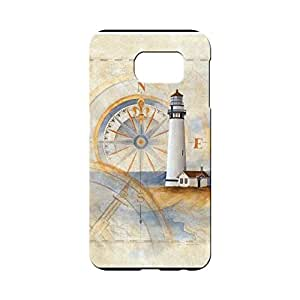 BLUEDIO Designer 3D Printed Back case cover for Samsung Galaxy S6 - G6519
