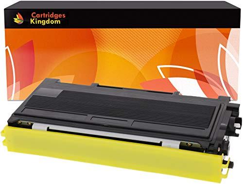 Preisvergleich Produktbild Cartridges Kingdom TN2000 Schwarz Toner kompatibel für Brother DCP-7010 DCP-7010L DCP-7020 DCP-7025 FAX-2820 FAX-2920 HL-2030 HL-2032 HL-2040 HL-2050 HL-2070N MFC-7220 MFC-7225N MFC-7420 MFC-7820N