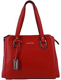 5f41ca875e Jacques ESTEREL, Borsa a mano donna Rosso rosso 38 x 28 x 15 cm