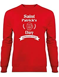 Saint Patrick's Day Hangover Team Sweatshirt by Shirtcity