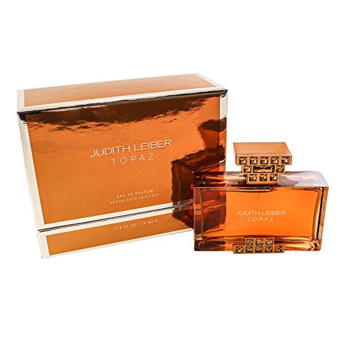 Judith Leiber Topaze Eau de parfum en flacon vaporisateur pour femme, 75 ml