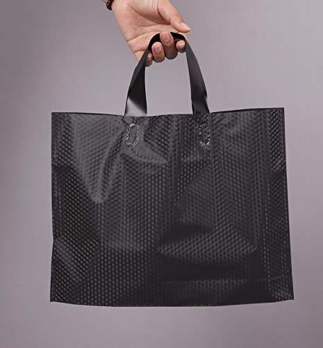 Geschenktüte Kunststoff-geschenk-taschen Mit Griffen Kunststoff-verpackung Tasche Lot Tragetasche Für Den Einkauf Gute Qualität Kunststofftaschen Großhandel -