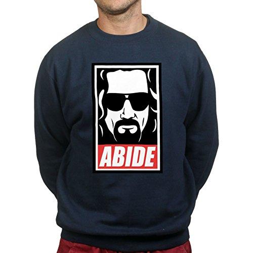 Dude Abide Lebowski Pullover