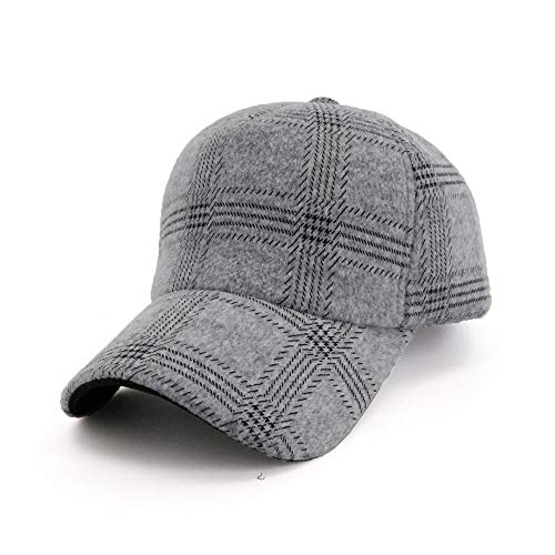 Imagen de youjiu  casual de béisbol, sombrero, hombre, hipster, , sombrero hip hop salvaje, moda femenina casual @ khaki_m 56 58cm  alternativa