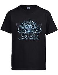 camisetas de juego de tronos - Diver Bebe: Ropa - Amazon.es