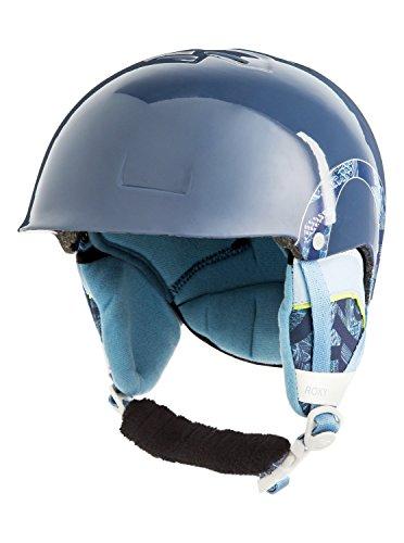 Roxy ERGTL03010 Casque de Snowboard/Ski Fille Crown Blue Freespace Girl M