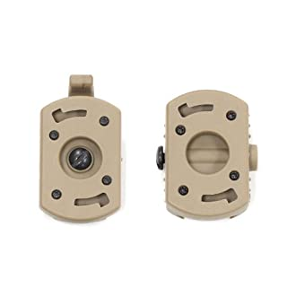 Princeton Tec MPLS Mounting Hardware Kit (Tan)