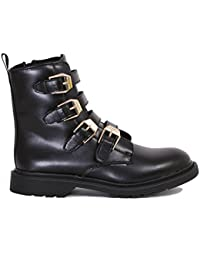 Versace Jeans Mujer Combact Boot anfibios