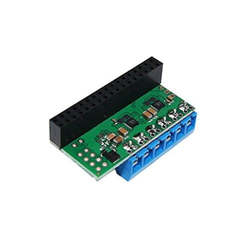 POLOLU-3759 Dual MAX14870 Motor Driver for Raspberry Pi (Assembled)/uk stock - Dual Voltage Motor