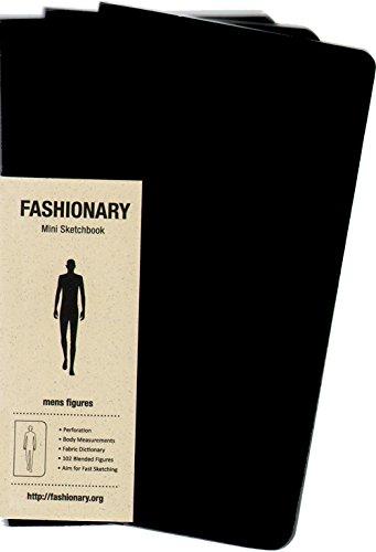 Fashionary mini classic womens par Fashionary