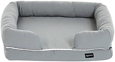 AmazonBasics Pet Sofa Lounger Bed from AmazonBasics