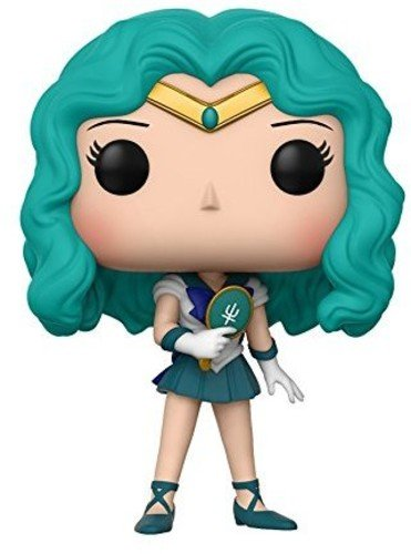 Funko- Pop Vinile Anime Moon-Figura Sailor Neptune, 9 cm, 13759