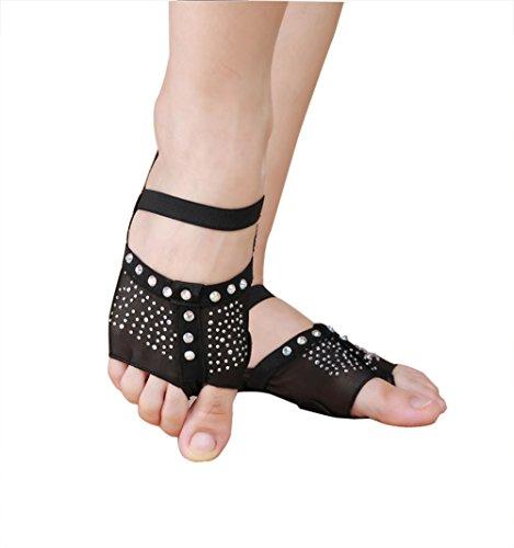 LOVE STUIDO,Ballett Fußsohlen/ Bauchtanz Fitness Praxis Schuhe zu reduzieren Fußschmerzen lindern Fußschmerzen Schuhe Bauch Tanz Praxis Fuß Sets Einlegesohlen Neutral M