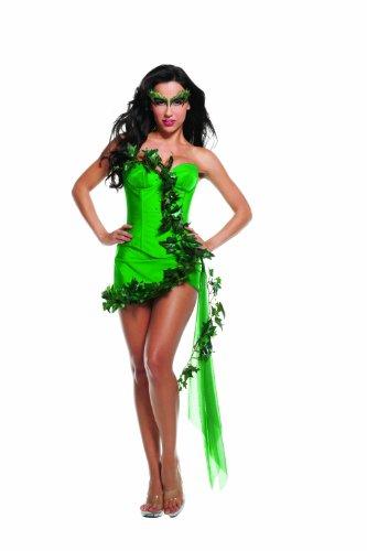 Womens Ivy Girl Kostüm - Starline, LLC. Women's Ivy Girl Fancy Dress Costume Large
