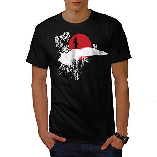paradise-birds-life-real-tribe-men-new-black-l-t-shirt-wellcoda