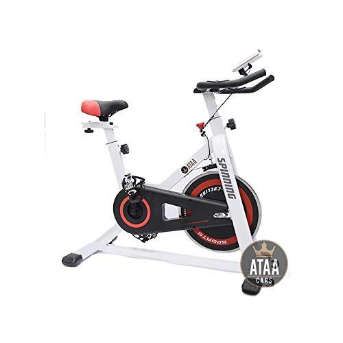 Bici Spinning ATAA con pantalla LCD, manillar y asiento ajustable