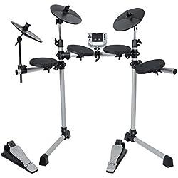 Axus Digital AXK1 Digital Drum Kit - Silver