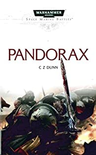 Space Marine Battles 15 - Pandorax par Christian Dunn