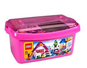 Lego - 5560 - Briques - Jeu de construction - Grande boîte filles