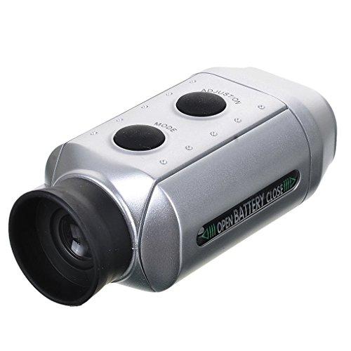 Lorsoul Digital Golf Range Finder Optic Teleskop-Jagd Optische Entfernungsmesser Diastimeter