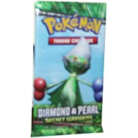 Pokemon Diamond & Pearl 3: Secret Wonders Booster Pack