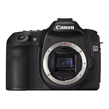 Canon EOS 50D - Cámara Réflex Digital 15.1 MP (Cuerpo ...