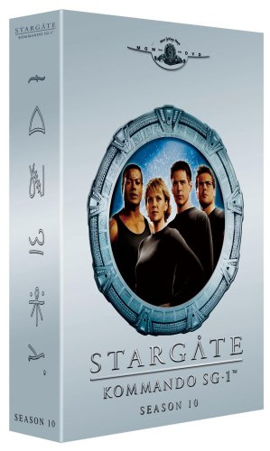 Bild von Stargate Kommando SG-1 - Season 10 [5 DVDs]