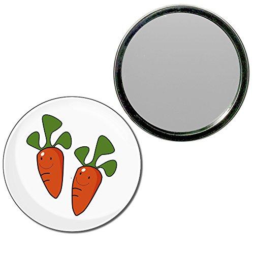 Carrots - 55mm ronde de miroir compact