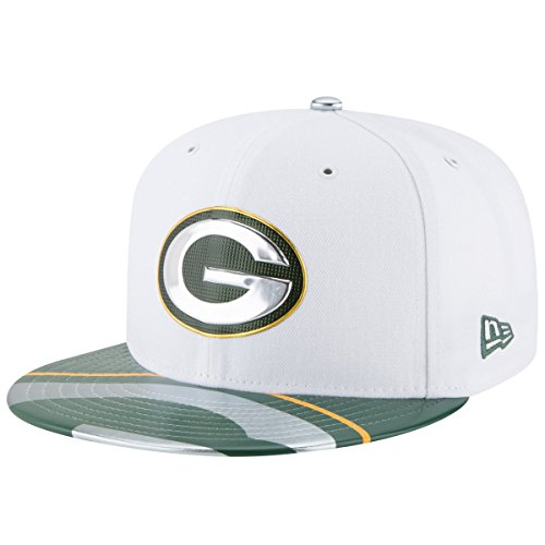 New Era 59Fifty NFL 2017 Official On Stage Cap Green Bay Packers